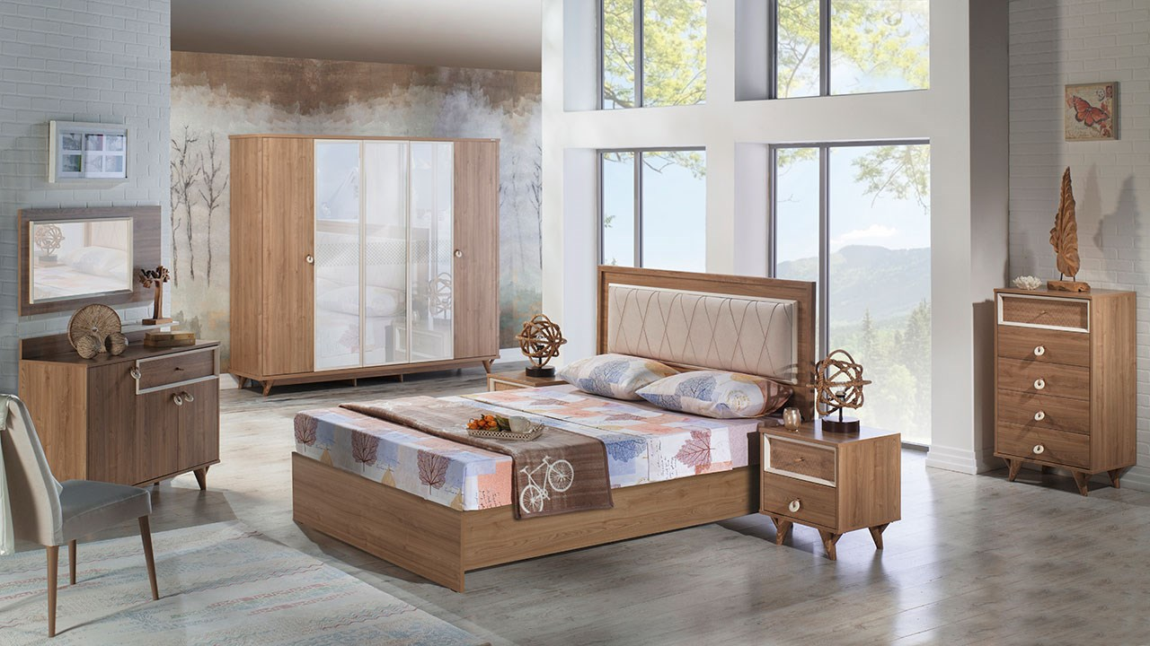 Lima Bedrooms Furniture in Lebanon- Istikbal