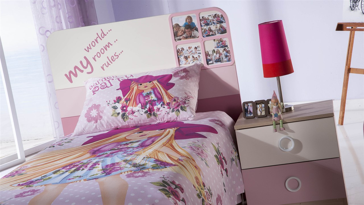 PORTIVO Young and kids bedroom
