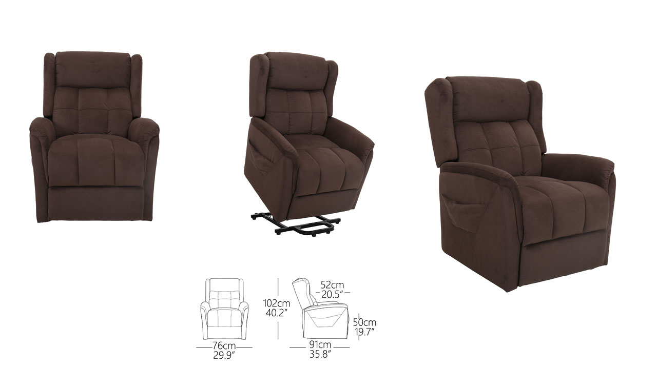 Zoy Kyiv Lift Recliner